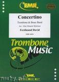 Okładka: David Ferdinand, Concertino (Trombone Solo) - BRASS BAND