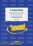 Okładka: David Ferdinand, Concertino (Euphonium Solo) - BRASS BAND