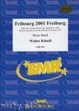 Okładka: Künzli Walter, Fribourg 2001 Freiburg - BRASS BAND