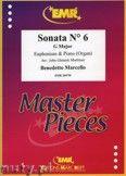 Okładka: Marcello Benedetto, Sonata N° 6 in G major - Euphonium