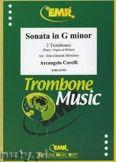 Okładka: Corelli Arcangelo, Sonata in g-minor - Trombone