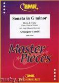 Okładka: Corelli Arcangelo, Sonata in G minor for Horn and Tuba
