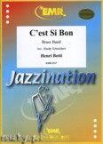 Okładka: Betti Henri, C'est si bon - BRASS BAND