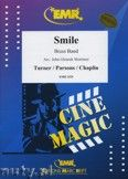Okładka: Chaplin Charlie, Smile - BRASS BAND