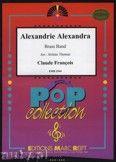 Okładka: Francois Claude, Alexandrie, Alexandra - BRASS BAND