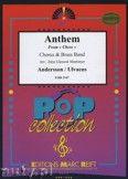 Okładka: Andersson Benny, Chess (Anthem) - (Chorus SATB) - BRASS BAND