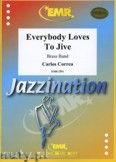 Okładka: Correa Carlos, Everybody Loves To Jive - BRASS BAND