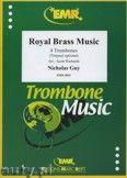 Okładka: Guy Nicholas, Royal Brass Music - Trombone