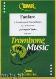 Okładka: Clarke Jeremiah, Fanfare - Trombone