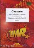 Okładka: Rosetti Francesco Antonio, Concerto - Horn