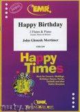 Okładka: Mortimer John Glenesk, Happy Birthday - Flute