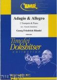 Okładka: Händel George Friedrich, Adagio & Allegro (Sonate Nr. 3) - Trumpet