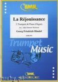 Okładka: Händel George Friedrich, La Réjouissance - Trumpet