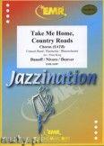 Okładka: Danoff Bill, Nivers Taffy, Denver John, Take Me Home, Country Roads (Chorus SATB) - Wind Band