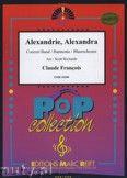 Okładka: Francois Claude, Alexandrie, Alexandra - Wind Band