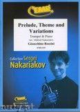 Okładka: Rossini Gioacchino Antonio, Prelude, Theme and Variations - Trumpet