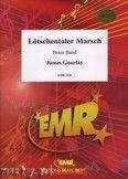 Okładka: Gourlay James, Lötschentaler Marsch - BRASS BAND