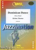Okładka: Thomas Jérôme, Dominican Dance  - BRASS BAND