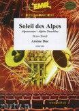 Okładka: Duc Arsene, Alpensonne - BRASS BAND