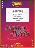 Okładka: Monti Vittorio, Csardas (version in C minor) - Tuba