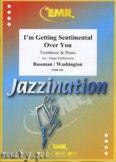 Okładka: Bassman George, I'm Getting Sentimental Over You - Trombone