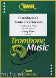 Okładka: Tibor Georg, Introduzione - Tema e Variazioni - Trombone