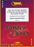 Okładka: Bach Johann Sebastian, Jesu, meine Freude  - Trombone