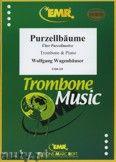 Okładka: Wagenhäuser Wolfgang, Purzelbäume - Trombone