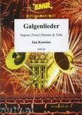 Okładka: Koetsier Jan, Galgenlieder (Tuba & Sopran (Tenor) - Tuba