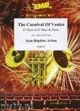 Okładka: Arban Joseph Jean Baptiste, The Carnival of Venice
