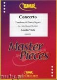 Okładka: Viola Anselm, Concerto - Trombone