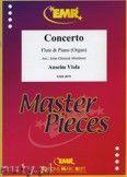 Okładka: Viola Anselm, Concerto - Flute