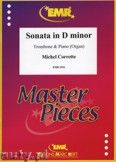 Okładka: Corrette Michel, Sonata in D minor - Trombone