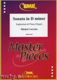 Okładka: Corrette Michel, Sonata in D minor - Euphonium