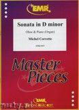Okładka: Corrette Michel, Sonata in D minor - Oboe