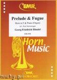 Okładka: Händel George Friedrich, Prelude & Fugue - Horn