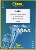 Okładka: Purcell Henry, Suite  - Euphonium