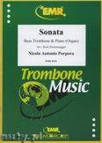 Okładka: Porpora Nicola Antonio, Sonate As-Dur - Trombone