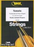Okładka: Porpora Nicola Antonio, Sonate As-Dur - Orchestra & Strings