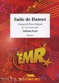Okładka: Pezel Johann Christoph, Suite de Danses  - CLARINET