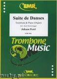 Okładka: Pezel Johann Christoph, Suite de Danses  - Trombone