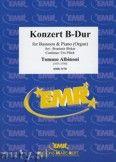 Okładka: Albinoni Tomaso, Konzert B-Dur - BASSOON
