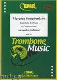 Okładka: Guilmant Alexandre, Morceau Symphonique  - Trombone
