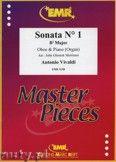 Okładka: Vivaldi Antonio, Sonata N° 1 in Bb major - Oboe