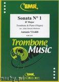Okładka: Vivaldi Antonio, Sonata N° 1 in Bb major - Trombone