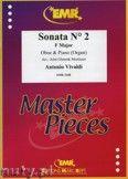 Okładka: Vivaldi Antonio, Sonata N° 2 in F major - Oboe