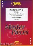 Okładka: Vivaldi Antonio, Sonata N° 2 in F major - Euphonium