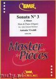 Okładka: Vivaldi Antonio, Sonata N° 3 in A minor - Horn