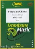 Okładka: Godel Didier, Sonata da Chiesa - Trombone