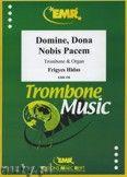 Okładka: Hidas Frigyes, Domine, Dona Nobis Pacem - Trombone